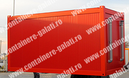 container dormitor second hand Alba